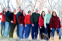 Platte River Trail Family Portraits